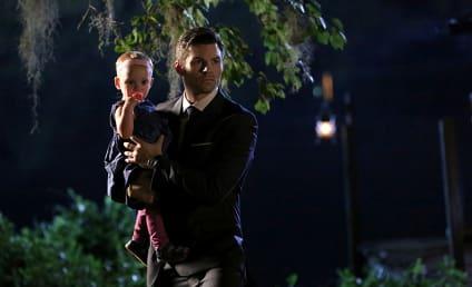 The Originals Season Premiere Pics: Mikaelson Family Mayhem!