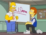 Supervising Interns - The Simpsons