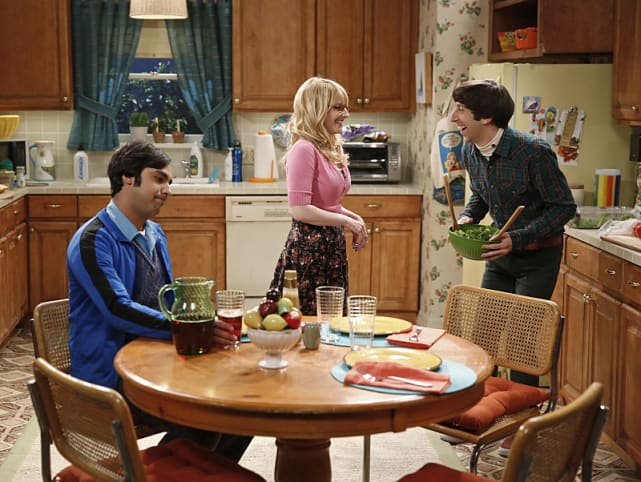 Bernadette and Howard are Thrilled - The Big Bang Theory Season 8 Episode 24