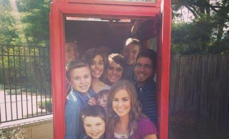 21 Memorable Duggar Family Instagram Moments