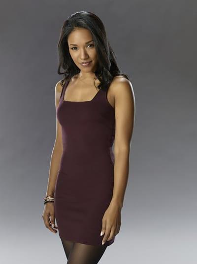 Candice Patton as Iris West - The Flash