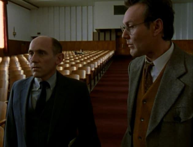 A Tight Ship - Buffy the Vampire Slayer Season 1 Episode 9