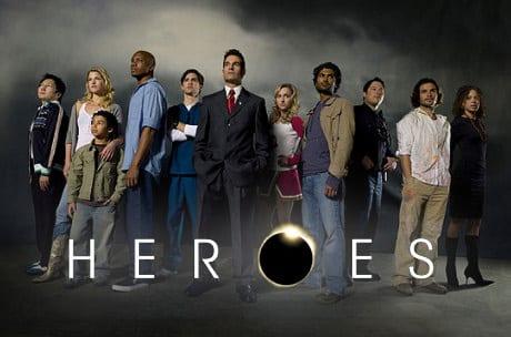 Original Heroes Cast Pic