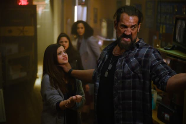 Maggie Gets Attacked - Charmed (2018) Season 1 Episode 10