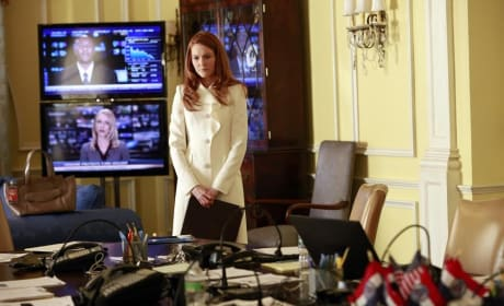 Abby In the White House
