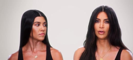 The Sisters - Keeping Up with the Kardashians