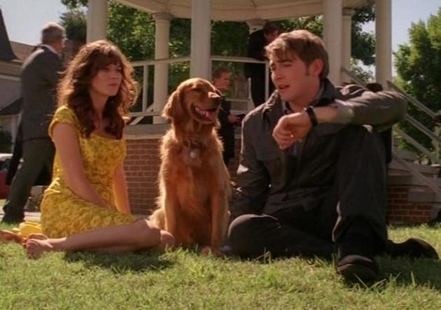 Chuck, Digby and Ned