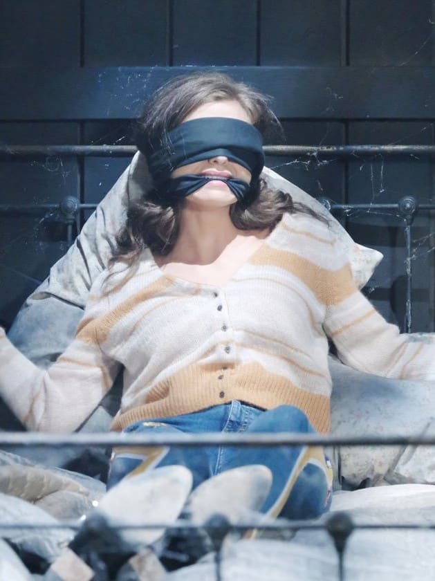 Ciara is Kidnapped - Days of Our Lives