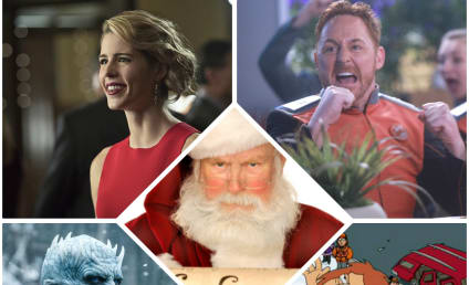 15 TV Characters on Santa's Naughty List