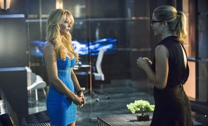 Arrow Season 3 Episode 5 Preview: Smoak and Mirrors