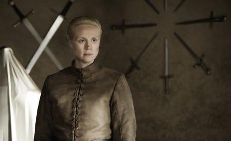 Brienne in Oathkeeper