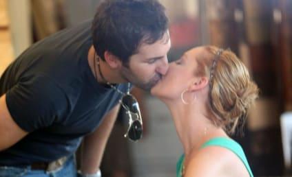 Katherine Heigl and Josh Kelley Go Shopping