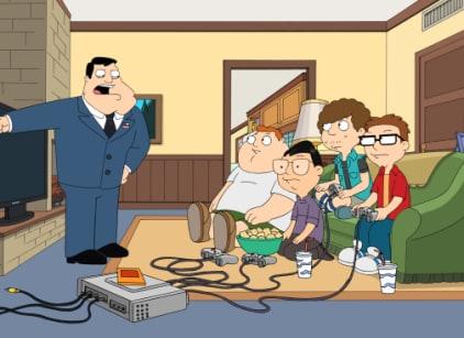 Watch American Dad Season 9 Episode 13 Online