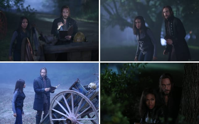 Resurrecting the monster sleepy hollow s2e2