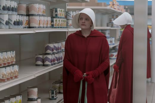 Searching for Groceries or Allies? - The Handmaid's Tale Season 3 Episode 1