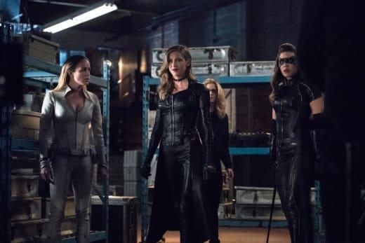 We're a Team! - Arrow Season 7 Episode 18
