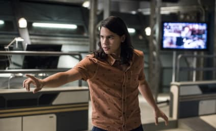 The Flash Season 3 Episode 11 Review: Dead or Alive