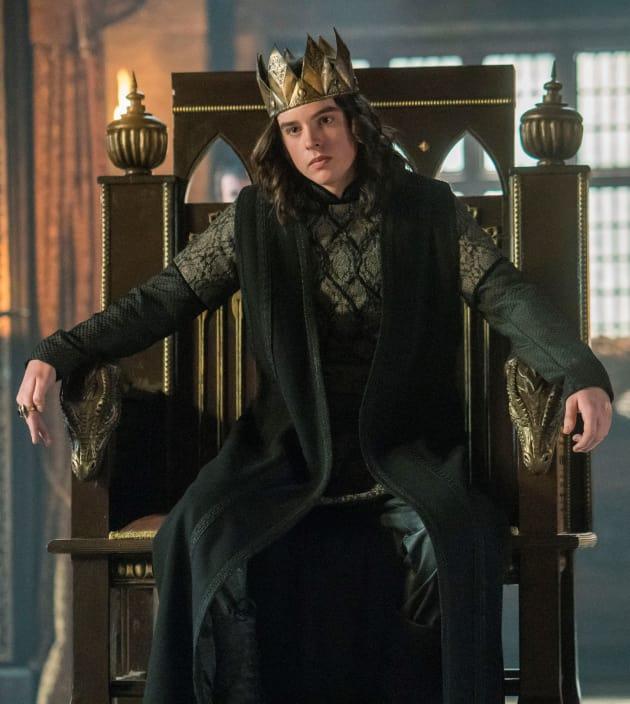 Alfred Tall - Vikings Season 5 Episode 11