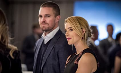 Arrow Season 7 Episode 8 Review: Unmasked