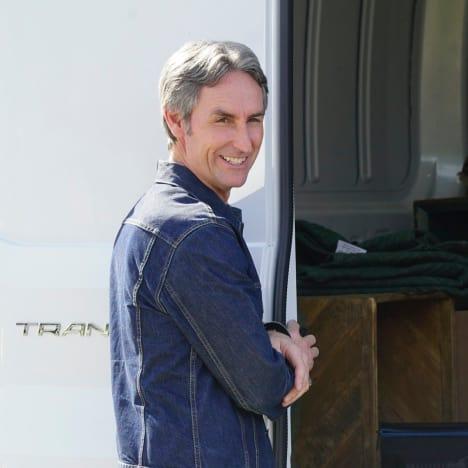 Mike Wolfe Lends a Hand - NCIS Season 15 Episode 17