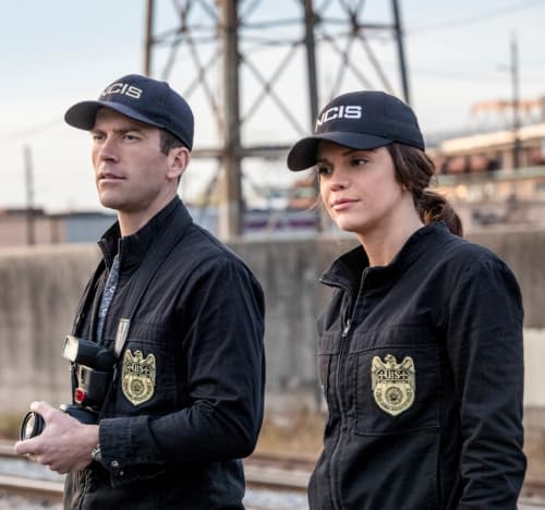 Searching for Refugee - NCIS: New Orleans Season 4 Episode 14