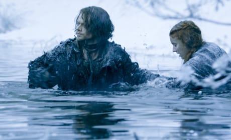 Freezing Over - Game of Thrones Season 6 Episode 1