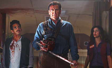Ash vs Evil Dead: Renewed for Season 2 by Starz!