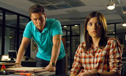 Jennifer Carpenter Cops to Role on The Good Wife