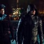 Oliver and Diggle Receive Bad News - Arrow Season 6 Episode 23