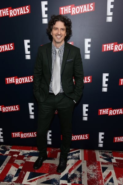 Mark Schwahn Attends Event