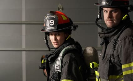Station 19 Season 1 Episode 9 Review: Hot Box