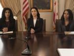 Testifying Against Mellie - Scandal