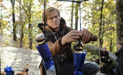 Watch MacGyver Online: Season 3 Episode 13