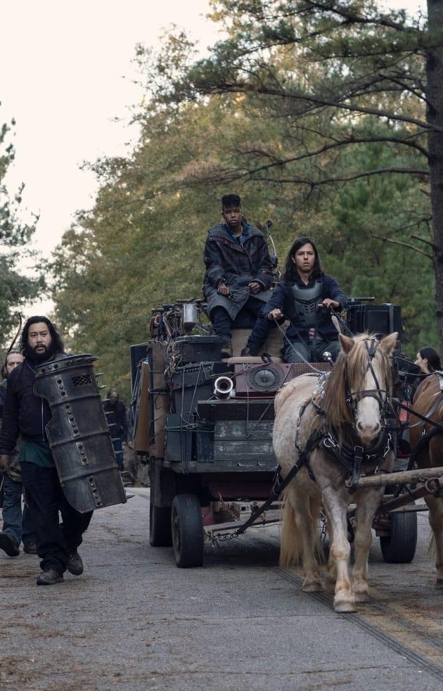 The Walking Dead A