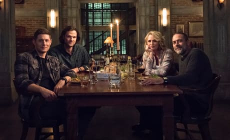 Supernatural 300th Episode Photos: It's a Winchester Family Reunion!