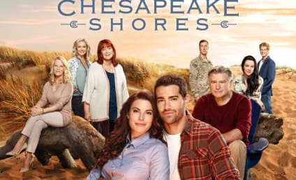 Chesapeake Shores Scores a New Leading Man! Who Is Taking Jesse Metcalfe's Place?