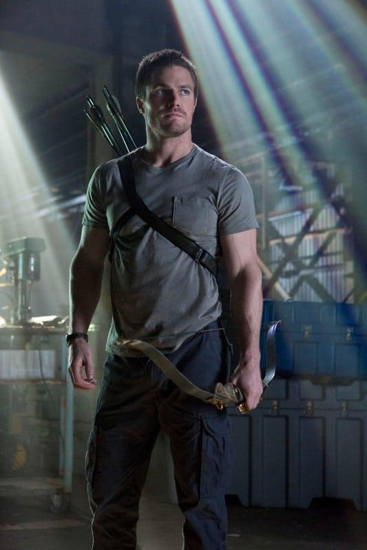Arrow Premiere Pic