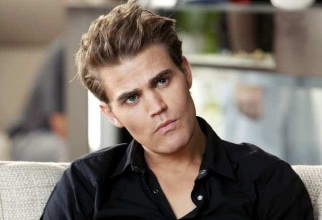 Stefan Salvatore - The Vampire Diaries