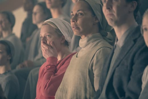 June is Horrified - The Handmaid's Tale Season 2 Episode 12
