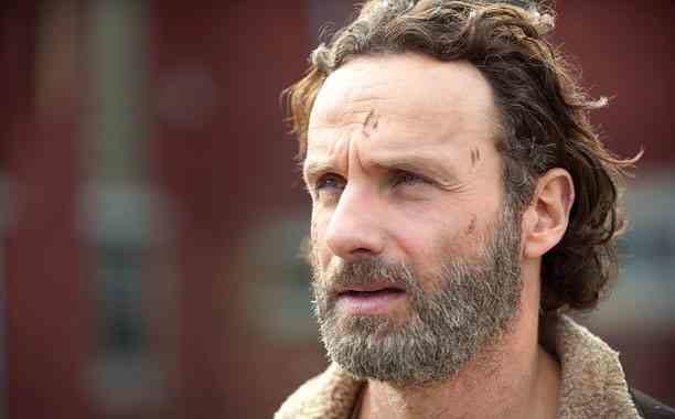 Rick Grimes Up Close