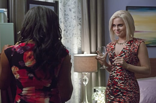 Lushy Liv - iZombie Season 2 Episode 3