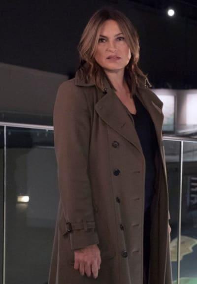 Benson On the Case - Law & Order: SVU Season 20 Episode 18