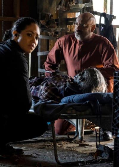 That's Not Healthy - Debris Season 1 Episode 6