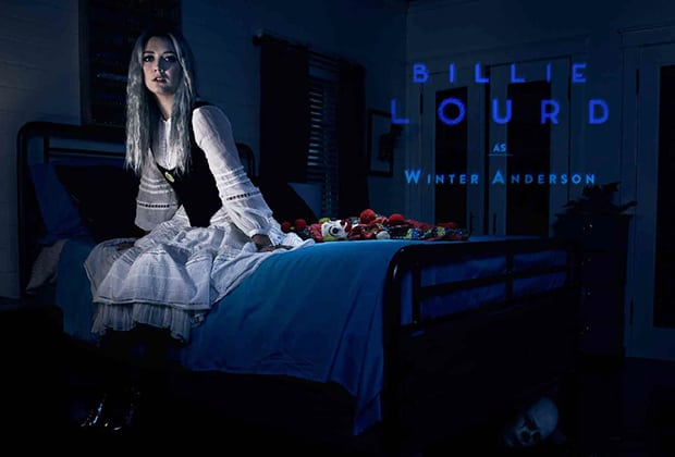 Billie Lourd as Winter Anderson - American Horror Story