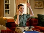 After an Accident - Young Sheldon