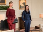 Lillian and Lena Are Summoned - Supergirl