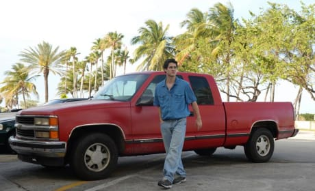 The Red Truck- American Crime Story: Versace Season 1 Episode 2