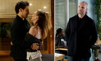 Grey's Anatomy Boss Admits 'Conundrum' Over Meredith's Love Triangle