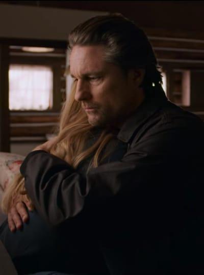 Jack Comforts Mel - Virgin River Season 2 Episode 7