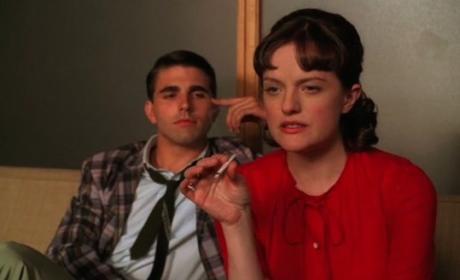 Smoking Peggy